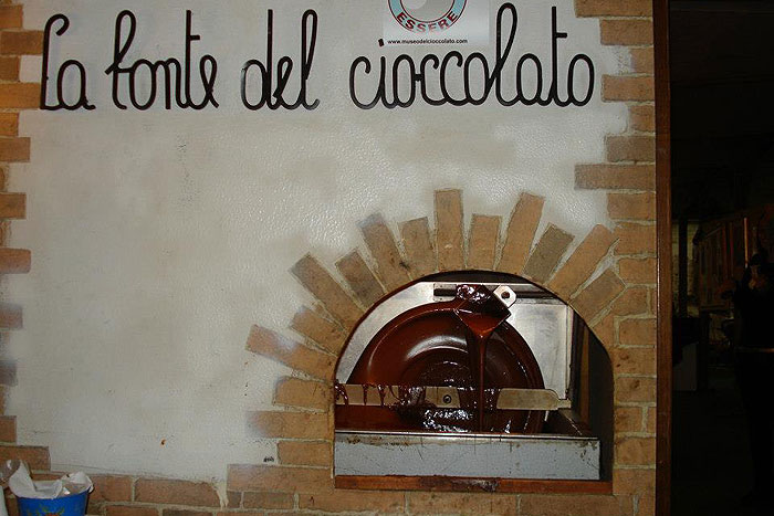 Museo della Cioccolata a Norma, Latina